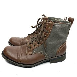 H&M Brown Boots Size 7.5